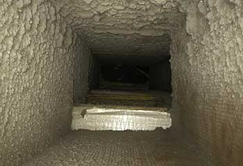 Clean Air Conditioning Ductwork | Saratoga Hills